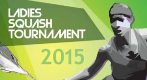 Finsbury Leisure Centre Ladies Squash Tournament 2015